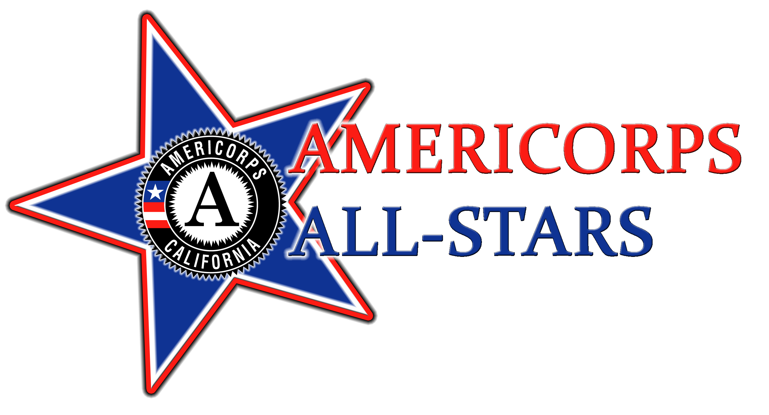 AmeriCorps All-Star Logo