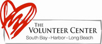Volunteer Center, South Bay-Harbor-Long Beach logo