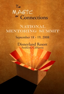 The Magic of Connections National Mentoring Summit logo